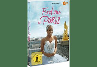 Find me in Paris Staffel 3.2 DVD
