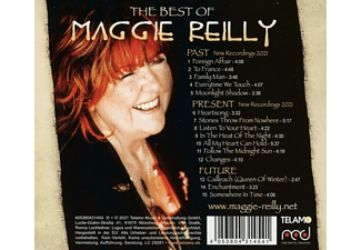Maggie Reilly - Past Present Future:The Best Of  - (CD)