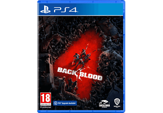 Back 4 Blood UK/FR PS4