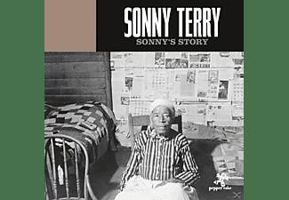 Sonny Terry - Sonny s Story  - (CD)