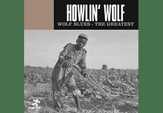 Harlem Street Singer - Wolf Blues-The Greatest  - (CD)
