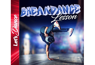 VARIOUS - Breakdance Lesson  - (CD)