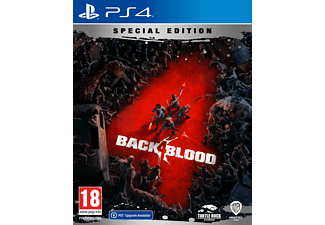 Back 4 Blood Special Edition UK/FR PS4