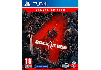Back 4 Blood Deluxe Edition UK/FR PS4