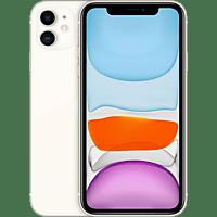 APPLE iPhone 11 64 GB Weiß Dual SIM