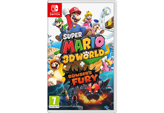 Super Mario 3D World + Bowsers Fury - [Nintendo Switch]
