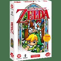 WINNING MOVES Puzzle - Zelda Link Boomerang Puzzle Mehrfarbig