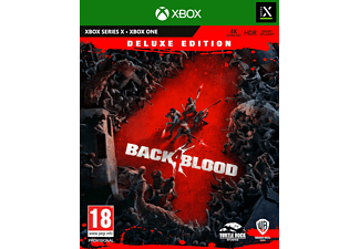 Back 4 Blood Deluxe Edition UK/FR Xbox One/Xbox Series X