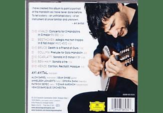 Avi Avital - ART OF THE MANDOLIN  - (CD)