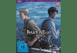 Attack on Titan - Staffel 3 - Vol. 3 Blu-ray