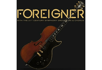 Foreigner - With The 21st Century Symphony Orchestra And Chorus  - (Vinyl)