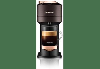 DE LONGHI Nespresso Kaffeemaschine ENV120.BW Vertuo Premium Rich Brown