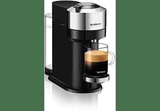 DE LONGHI Nespresso Kaffeemaschine ENV120.C Vertuo Deluxe Pure Chrome