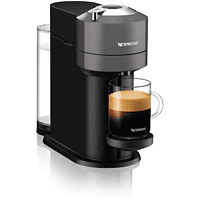 DE LONGHI Nespresso Kaffeemaschine ENV120.GY Vertuo Next Dark Grey