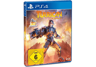 Turrican Flashback - [PlayStation 4]