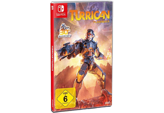 Turrican Flashback - [Nintendo Switch]