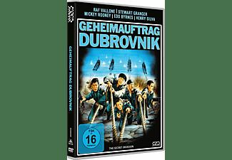 Geheimauftrag Dubrovnik DVD