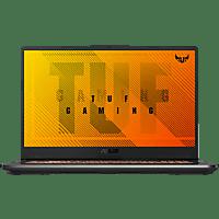 ASUS TUF GAMING A17 FA706II-H7276T, Gaming NoteBook mit 17,3 Zoll Display, AMD Ryzen™ 7 Prozessor, 16 GB RAM, 512 GB SSD, NVIDIA® GeForce®GTX1650Ti, Bonfire Black