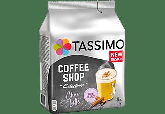Cápsulas monodosis - Tassimo Chai Latte, Pack de 8 cápsulas