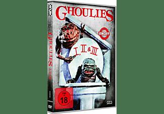 Ghoulies 1-3 (uncut) DVD