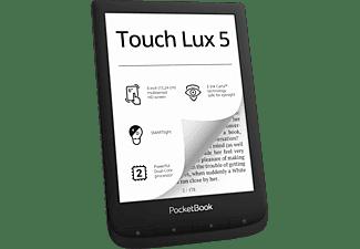 POCKETBOOK Touch Lux 5 InkBlack  8 GB eBook-Reader Schwarz