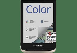 POCKETBOOK Color Moon Silver  16 GB eBook-Reader Silber