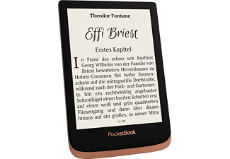 POCKETBOOK Touch HD 3 Spicy Copper  16 GB eBook-Reader Kupfer