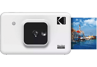 KODAK Instant camera Mini Shot Combo 2 Blanc (C210WHITE)
