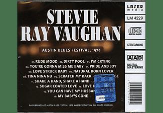 Steve Ray Vaughan - Austin Blues Festival 1979  - (CD)