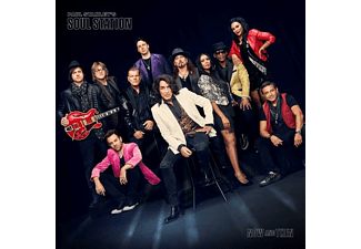 Paul Stanley's Soul Station - Now And Then  - (CD)