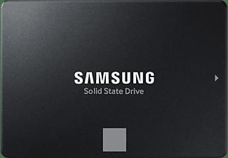 SAMSUNG 870 EVO Festplatte Retail, 250 GB SSD SATA 6 Gbps, 2,5 Zoll, intern