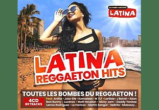Latina Reggaeton Hits 2021 - Latina Reggaeton Hits 2021 [CD]