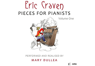 Dullea Mary - PIECES FOR PIANISTS, VOL. 1  - (CD)