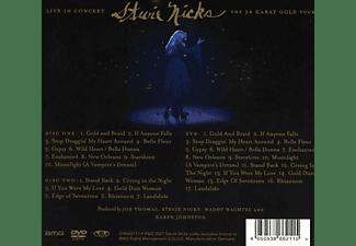 Stevie Nicks - Live In Concert:The 24 Karat Gold Tour  - (CD + DVD Video)
