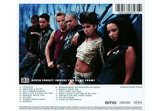 Bro'sis - Never Forget (Where You Come From)  - (CD)