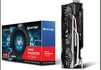 SAPPHIRE NITRO+ RX 6800 16G (11305-01-20G) (AMD, Grafikkarte)