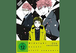 MIDNIGHT OCCULT CIVIL SERVANTS OVA DVD