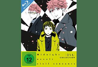 MIDNIGHT OCCULT CIVIL SERVANTS OVA-COLLECTION Blu-ray