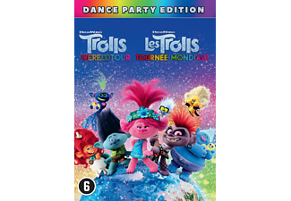 Trolls 2: World Tour - DVD