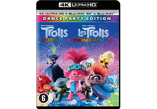 Trolls 2: World Tour - Blu-ray