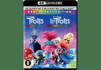 Trolls 2: World Tour - Blu-ray