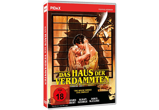 Das Haus der Verdammten DVD