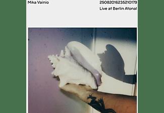 Mika Vainio - 25082016235210179 - Live At Berlin Atonal (2LP)  - (Vinyl)