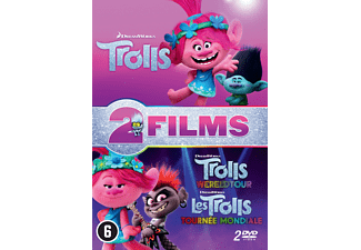 Trolls 1-2 - DVD