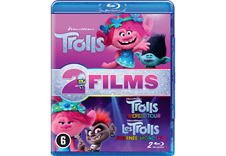 Trolls 1-2 - Blu-ray