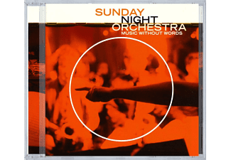 Sunday Night Orchestra - Music Without Words  - (CD)