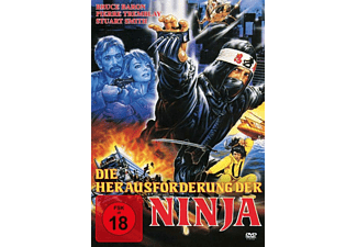 Die Herausforderung der Ninja DVD
