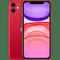 APPLE IPHONE 11 128GB RED NE 128 GB Rot Dual SIM