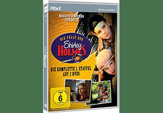 Die Fälle der Shirley Holmes,Staffel 1 DVD