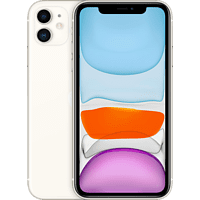 APPLE IPHONE 11 128GB WHITE NE 128 GB Weiss Dual SIM